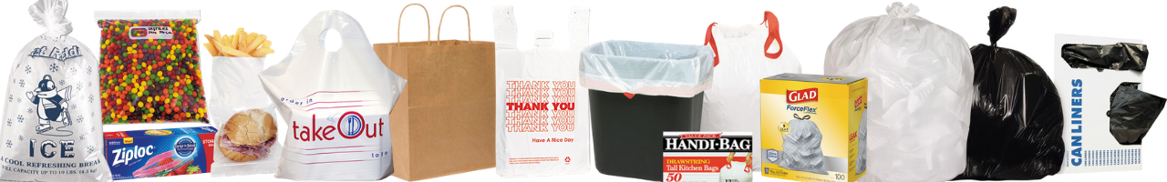 Bags & Trash Can Liners