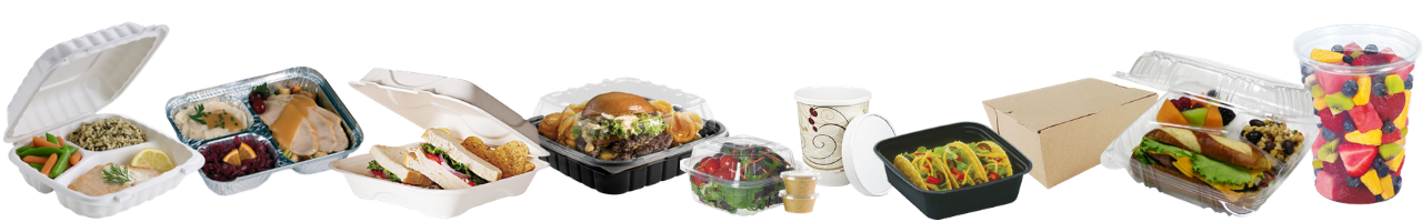 Take-Out Boxes & To-Go Containers