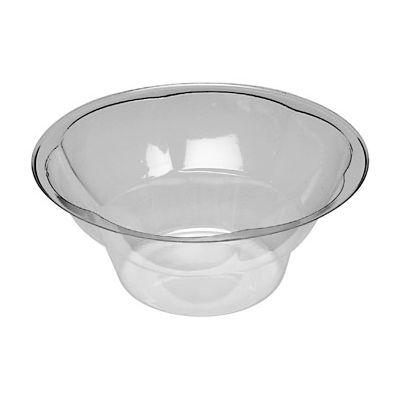 Douglas Stephen LSD-8 8 oz Plastic Ice Cream Sundae Bowls - 1000 / Case
