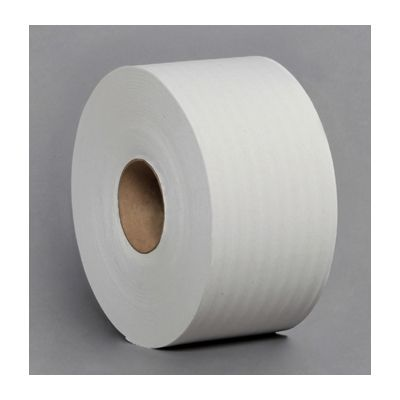"Vintage MJT1992 9"" Jumbo Roll Toilet Paper, 2 Ply, 3.6"" Core - 12 / Case"