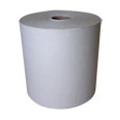 """Nittany Paper NP-680010E Hardwound Roll Paper Hand Towels, 10"""" x 800', White - 6 / Case"""