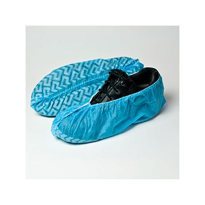AmerCareRoyal RSC150-NS Shoe Covers, Standard Size, Blue - 300 / Case