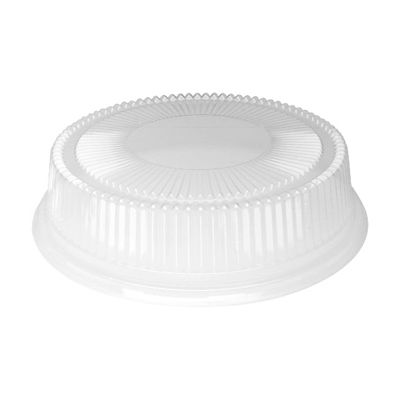 "Douglas Stephen LHP16STAK Dome Lid for 16"" Embassy Catering Trays, Clear - 25 / Case"