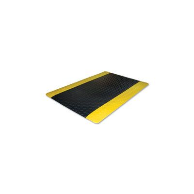 Genuine Joe 70365 Anti-Fatigue Floor Mat, 3' x 12' - 1 / Case