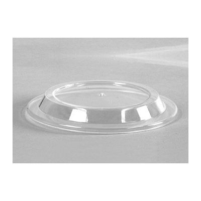 WNA LD6 Lids for 6 oz Comet High Heat Dessert Dishes, Plastic, Clear - 1000 / Case