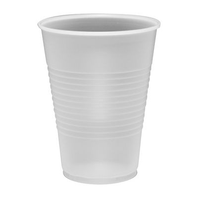 Dart Y9 9 oz Conex Galaxy Plastic Cold Cups, Polystyrene, Translucent - 2500 / Case