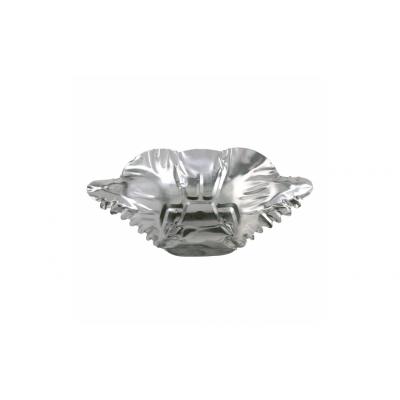 AmerCareRoyal L-7-EP Aluminum Foil Crab Shell Liner, 3 oz - 1000 / Case