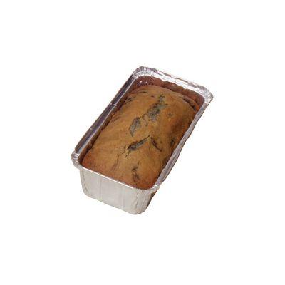 """Pactiv 61635 1 LB Aluminum Foil Loaf Pans, 5-23/32"""" x 3-11/32"""" x 2-1/32"""" - 1000 / Case"""