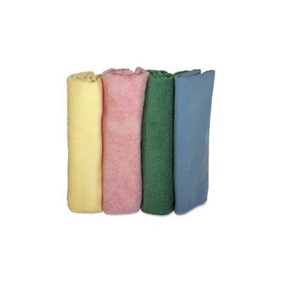 Genuine Joe 48261 Microfiber Cleaning Cloths - 144 / Case