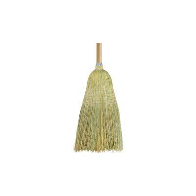 """Genuine Joe 58564 Janitor Broom, 56"""" Handle - 6 / Case"""