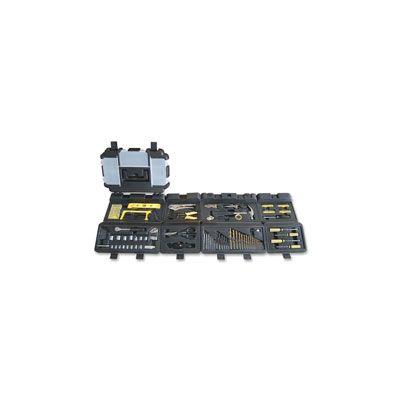 Genuine Joe 11964 Mobile Tool Kit, 336 Pieces - 1 / Case