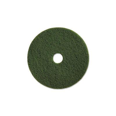 "Genuine Joe 90320 20"" Scrubbing Floor Pad - 5 / Case"