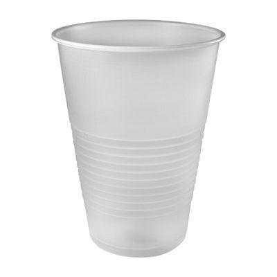 Dart Y14 Conex Galaxy 14 oz Plastic Cold Cups, Polysytrene, Translucent - 1000 / Case