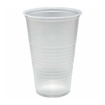 Dart Y20 Conex Galaxy 20 oz Plastic Cold Cups, Polystyrene, Translucent - 1000 / Case