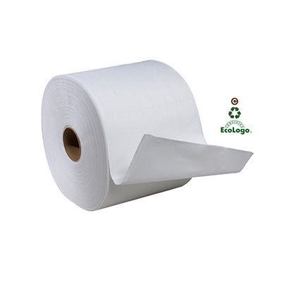 Essity DR7050A Tork Advanced RollNap Paper Dispenser Napkin Roll, 1 Ply, White - 12 / Case