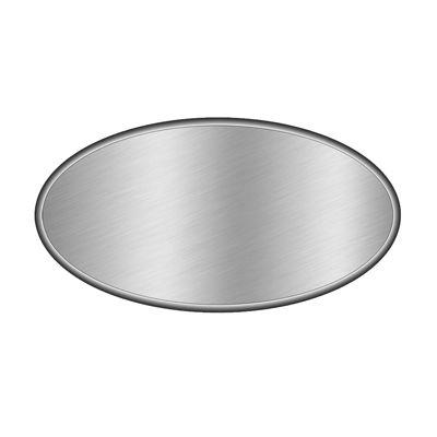 "HFA 2047L-500 Board Lids for Handi-foil 7"" Round Aluminum Foil Containers - 500 / Case"