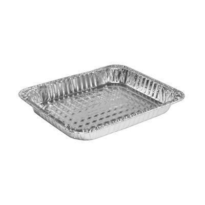 """HFA 320-35-100 Handi-foil Half Size Aluminum Foil Steam Table Pans, 11-3/4"""" x 9-3/8"""" x 1-11/16"""", 84 oz - 100 / Case"""
