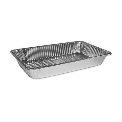 """HFA 2019-70-50 Handi-foil Full Size Aluminum Foil Steam Table Pans, 19-9/16"""" x 11-5/8"""" x 3-3/16"""", 343 oz - 50 / Case"""