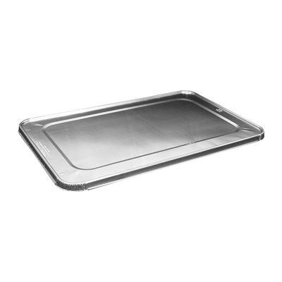 HFA 2050-45-50 Foil Lids for Handi-Foil Full Size Aluminum Steam Table Pans - 50 / Case