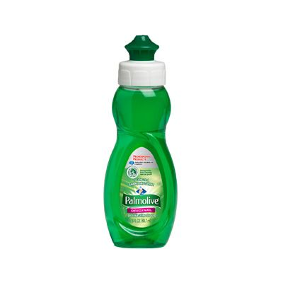 Colgate-Palmolive 1417 Palmolive Original Green Dish Soap, 3 oz Bottle - 72 / Case
