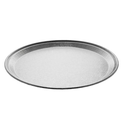 """Pactiv 451212A Caterware Deluxe 12"""" Aluminum Catering Trays - 50 / Case"""