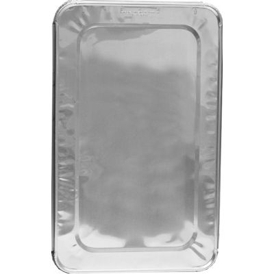 HFA 2050-00-50 Foil Lid for Handi-foil Full Size Aluminum Foil Steam Table Pans - 50 / Case