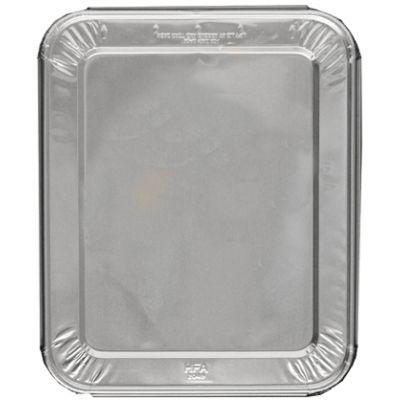 HFA 2049-00-100 Foil Lid for Handi-foil Half Size Aluminum Steam Table Pans - 100 / Case