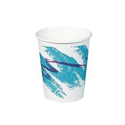 Solo R3-00055 Jazz 3 oz Waxed Paper Water Cups - 5000 / Case