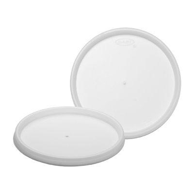 Dart 20JL Vented Plastic Lids for Foam Cups - 1000 / Case