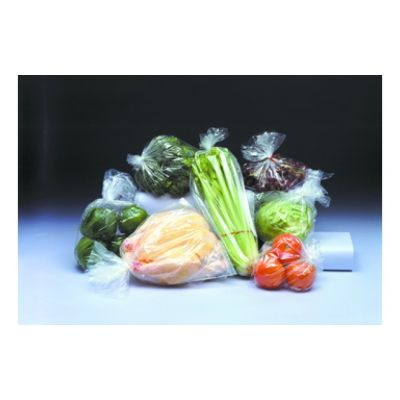 "Elkay Plastics BOR121824 Food Grade Plastic Bags on a Roll, 1.10 Mil, 18"" x 24"", Clear - 250 / Case"
