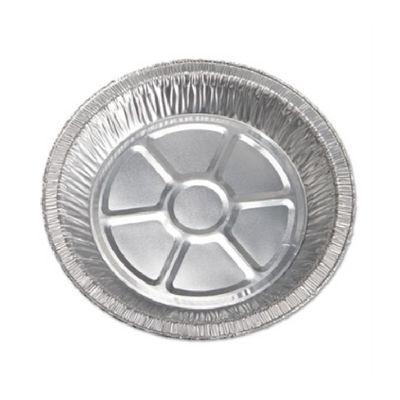 """HFA 304-30-200 Handi-foil 9"""" Aluminum Foil Pie Pans, 24 oz - 200 / Case"""