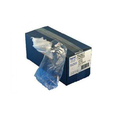 "Berry Plastics TF428LC Food Grade Plastic Pint Bags, 0.6 Mil, 4"" x 2"" x 8"", Clear - 1000 / Case"