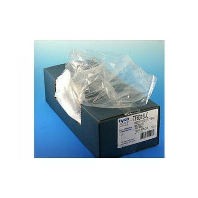 """Berry Plastics TF8315LC Food Grade Plastic Bags, 0.6 Mil, 8"""" x 3"""" x 15"""", Clear - 1000 / Case"""