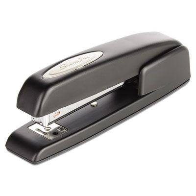 Acco Brands SWI74741 Swingline Metal Stapler, 25 Sheet Capacity, Full-Strip, 210 Staples, Black - 1 / Case