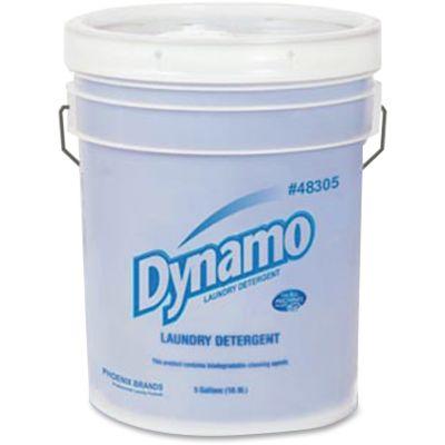 AJAX PB48305 Dynamo Laundry Detergent Liquid, 5 Gallon Pail - 1 / Case