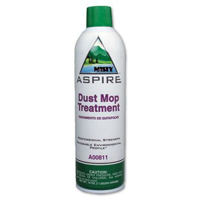 Amrep 1038049 Misty Dust Mop Treatment, 16 oz Spray Can - 12 / Case