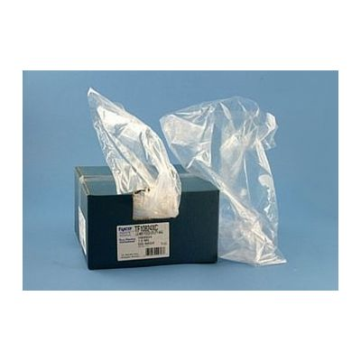 "Berry Plastics TF10824XC Food Grade Plastic Bags, 1 Mil, 10"" x 8"" x 24"", Clear - 500 / Case"