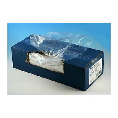 "Berry Plastics TF6312LC Food Grade Plastic Bags, 0.6 Mil, 6"" x 3"" x 12"", Clear - 1000 / Case"