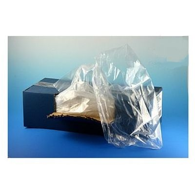 "Berry Plastics TF6318LC Food Grade Plastic Bags, 0.6 Mil, 6"" x 3"" x 18"", Clear - 1000 / Case"