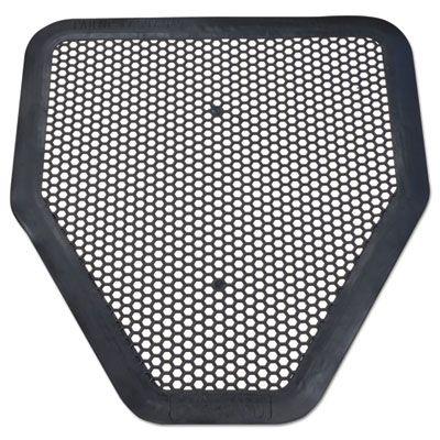 """Big D 6668 Deo-Gard Disposable Urinal Mat, Charcoal, Mountain Air Scent, 17-1/2"""" x 20-1/2"""", 6 / Case"""
