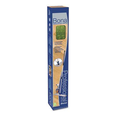 "Bona WM710013399 Hardwood Floor Care Mop Kit, 18"" Head, 72"" Handle, Blue - 1 / Case"