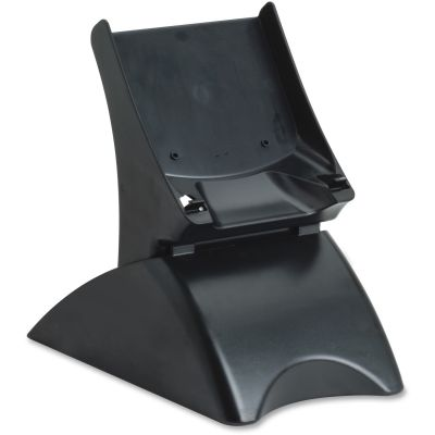 "Cascades 2574 Stand for Countertop Napkin Dispenser, 6-3/4"" x 10"" x 9-3/4"", Black - 1 / Case"