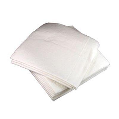 Vintage DRC3400NPKN Chefs Select Linen Replacement Napkins, White - 1000 / Case
