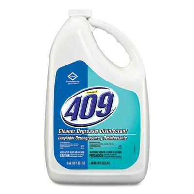 Clorox 35300 Formula 409 Cleaner Degreaser Disinfectant, 1 Gallon Refill Bottle - 4 / Case