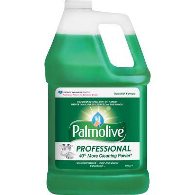 Colgate-Palmolive 4915 Palmolive Professional Dishwashing Liquid, Original Scent, 1 Gallon Bottle - 4 / Case