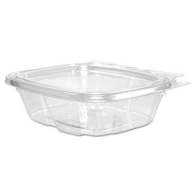 Dart CH8DEF 8 oz ClearPac SafeSeal Tamper-Evident Food Containers, PET, Clear - 200 / Case