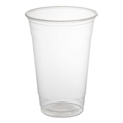 Dart Solo 20PX Conex ClearPro 20 oz Plastic Cold Cups, Polypropylene, Clear - 600 / Case