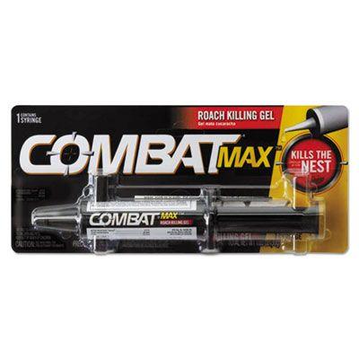 Dial 05452 Combat Source Kill MaxRoach Roach Killing Gel, 1.6 oz Syringe - 12 / Case