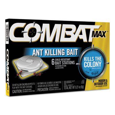 Dial 55901 Combat Source Kill MaxAnt Killing Bait for Ants, 0.21 oz - 72 / Case