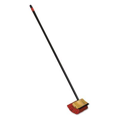 Diversey CB066155 O-Cedar Commercial Bi-Level Floor Scrub Brush - 6 / Case